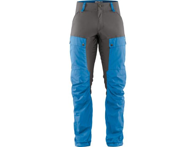 Fjällräven Keb Pantalones Hombre, un blue-stone grey